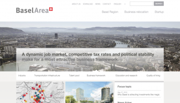 Basel Area – Economic Promotion